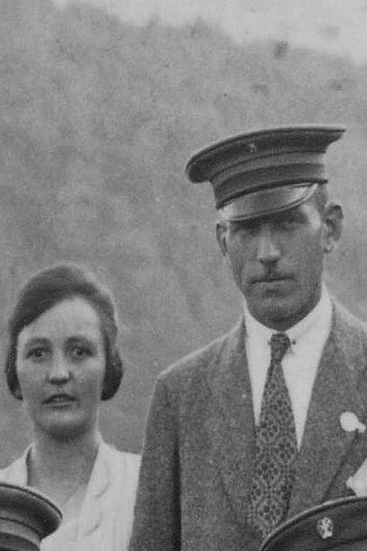 1925 Wilhelm Reine u. Käthe Schröder