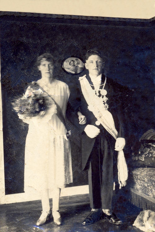 1928 Josef Nolte u. Helene Bittern