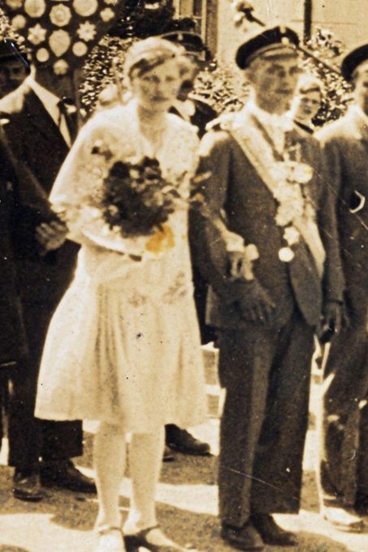 1929 Kleinschnittger Wilhelm u. Elisabeth Gohres