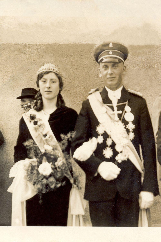1934 Josef Ramspott u. Margarete Nolte a