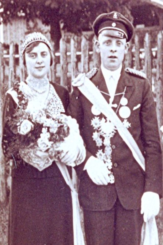 1936 Ferdinand Stuhldreier u. Elisabeth
