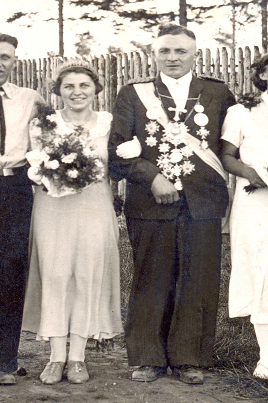 1937 Fritz Willeke u. Elli Bittern 2