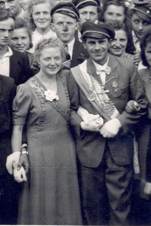 1948 Albert Scholand u. Maria-Luise Reine