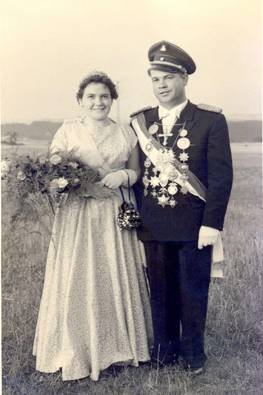 1956 Eduard Ramspott u. Theresia Schröder