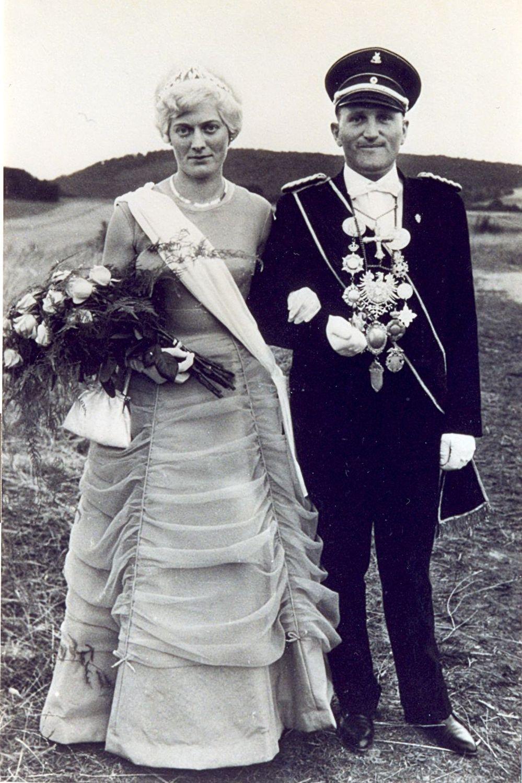 1960 Josef Bigge u. Elisabeth Gohres