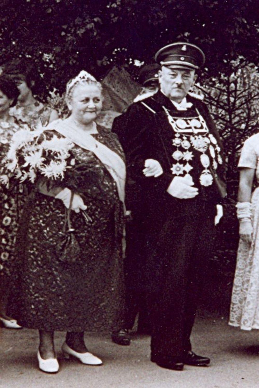 1963 Josef Knust u. Sophie Knust
