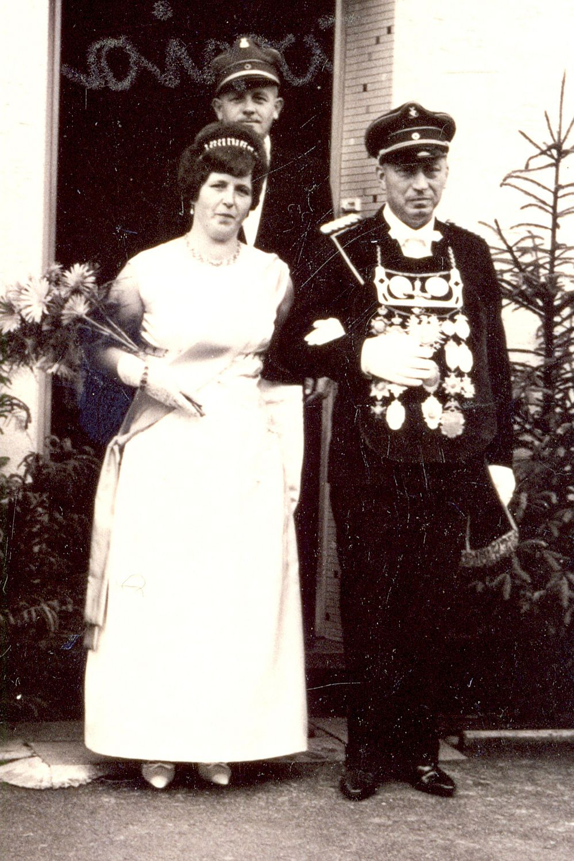 1964 Franz Buse u. Antonia Jäger