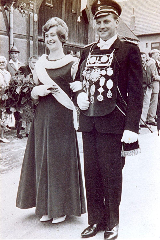 1966 Heinrich Pohle u. Maria Pohle