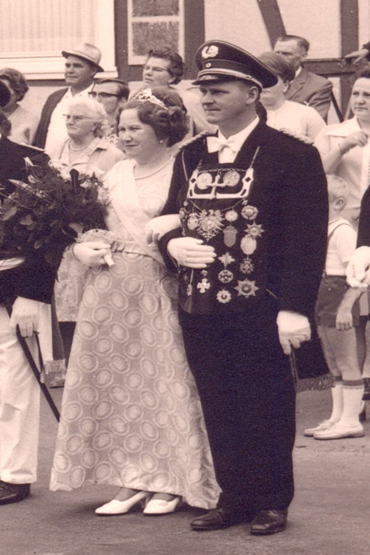 1970 Wilhelm Uthoff u. Martha Uthoff