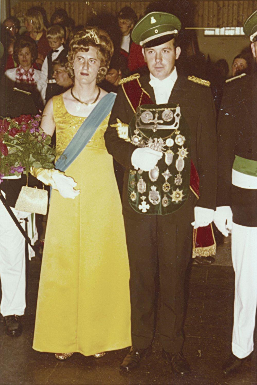 1972 Theo Schröder u. Christel Schröder