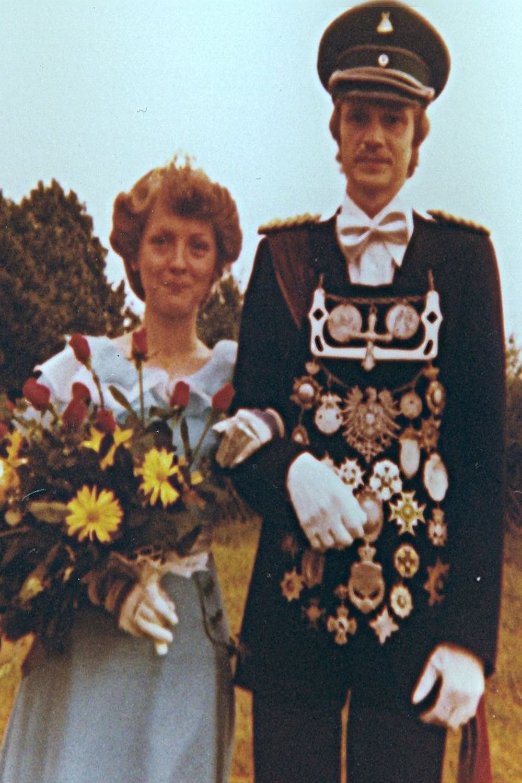 1976 Wolfgang Böttcher u. Ursula Raffenberg