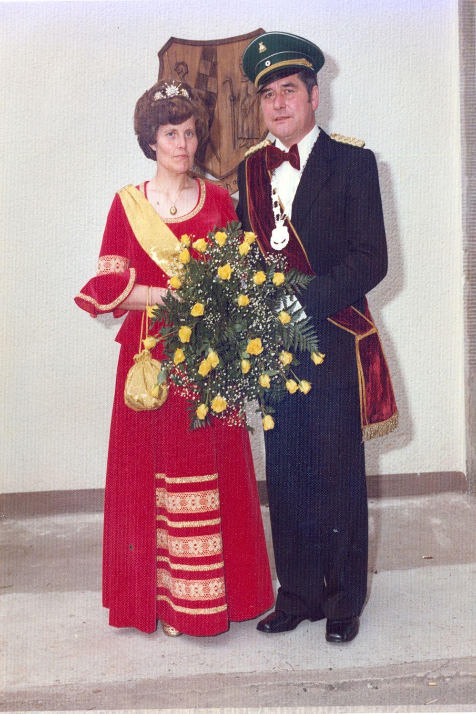 1978 Willi Götte u. Anneliese Götte