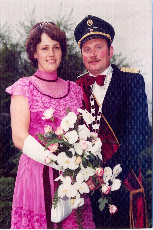 1980 Alfons Ramspott u. Waltraud Ramspott