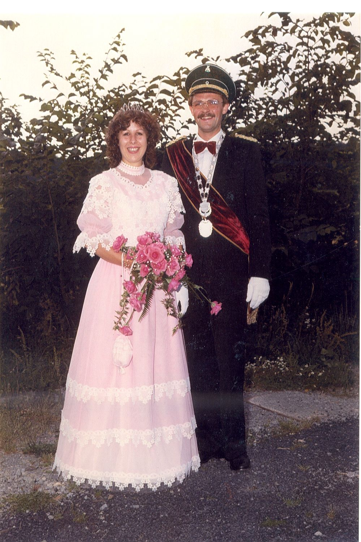 1981 Johannes Schlenke u. Gerda-Marie Schlenke