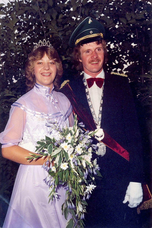 1982 Hartmut Meier u. Elisabeth Brandenburg