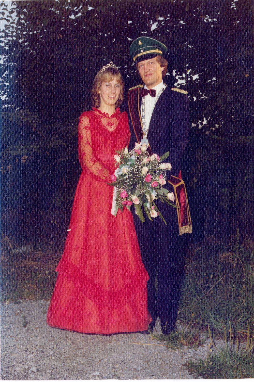 1983 Richard Götte u. Mechthild Giller
