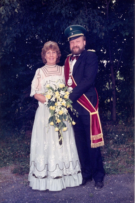 1985 Heinz Thiele u. Ingrid Thiele