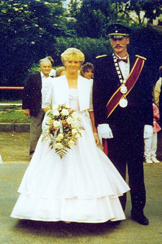 1986 Bodo Fleischer u. Annette Sommer