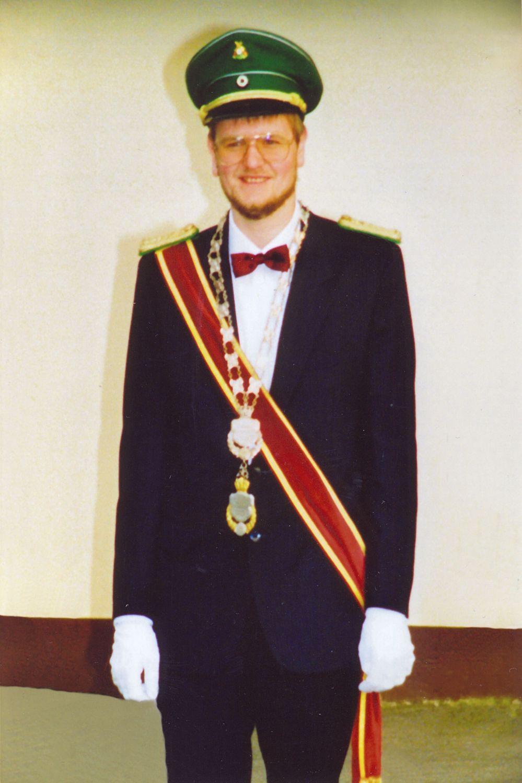 1990 Thomas Widdekind u. Andrea Knust