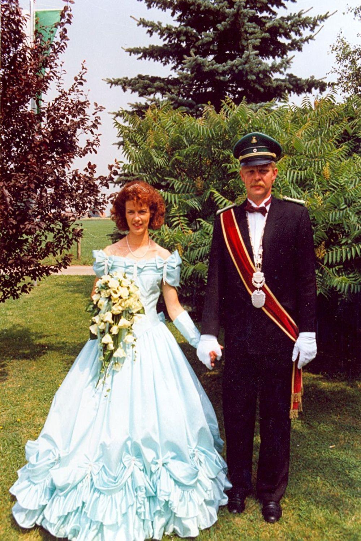 1993 Berthold Könitz u. Christiana Könitz