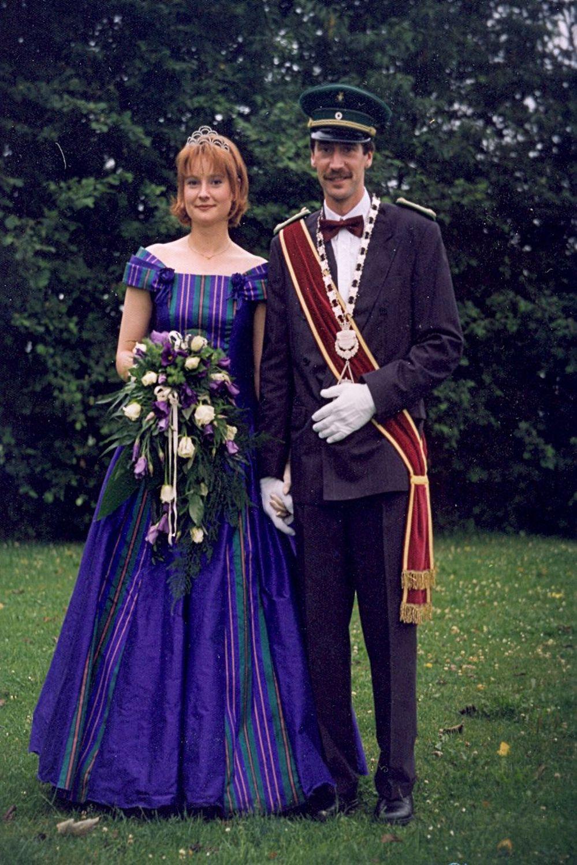 1997 Robert Götte u. Alexandra Fahle