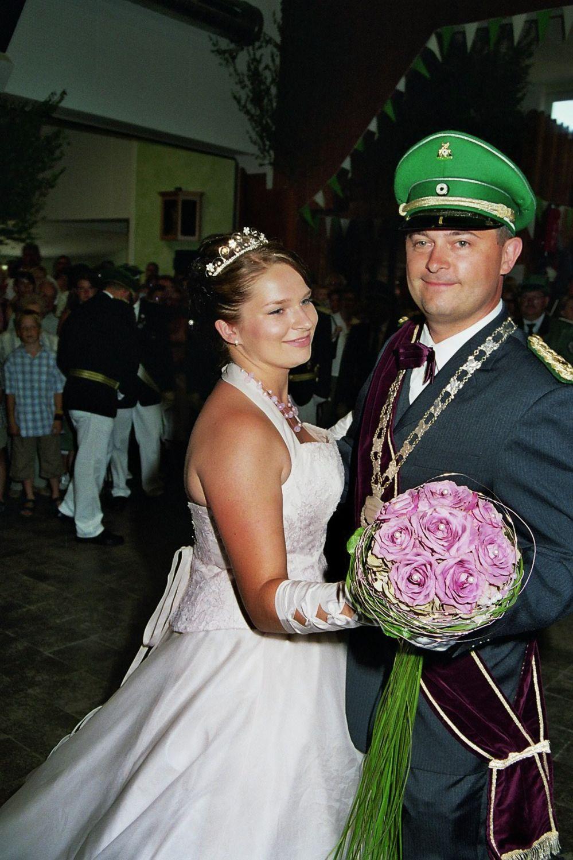 2005 Markus Henke u. Steffi Schlenke